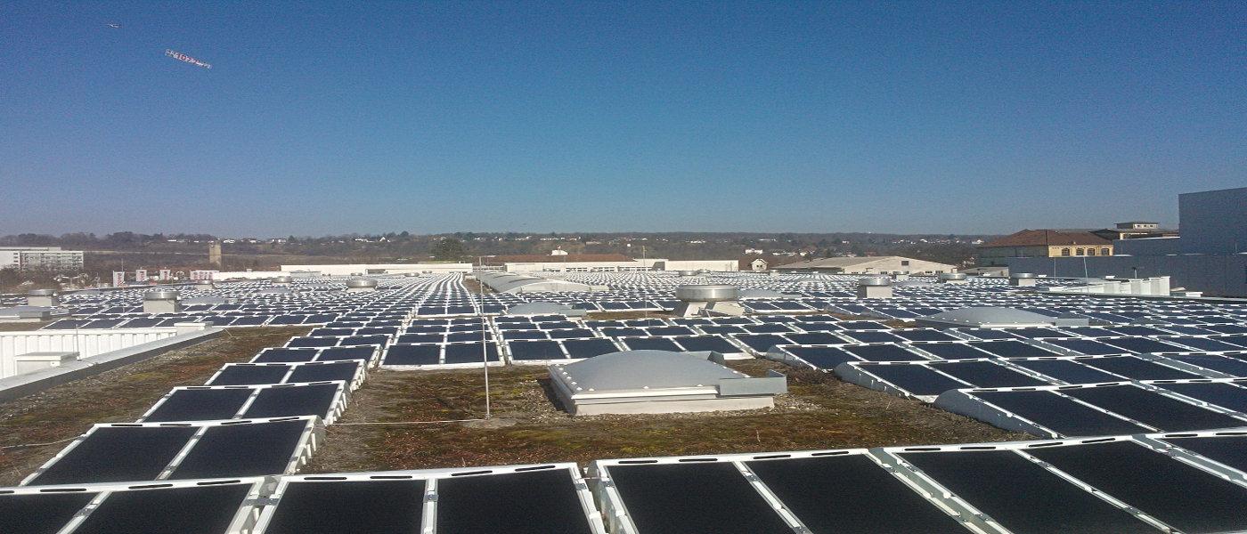 Photovoltaikanlage Kirchheim Wannensystem
